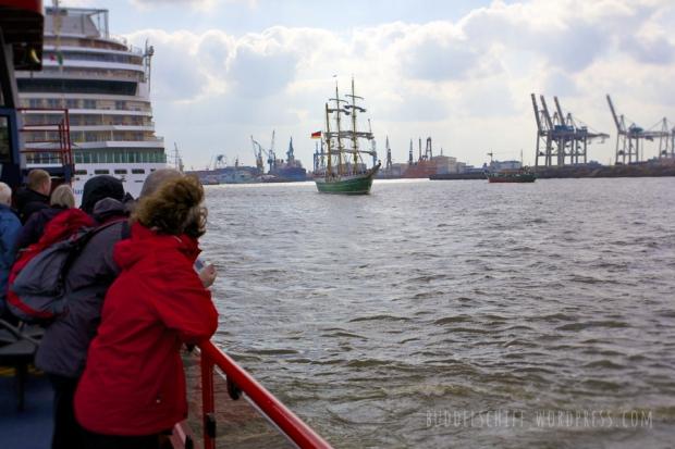 Hafengeburtstag 2013 Alexander von Humboldt II