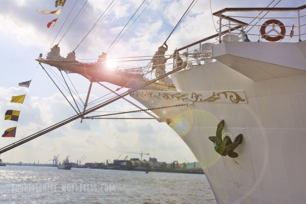 Hafengeburtstag 2013 Cisne Branco