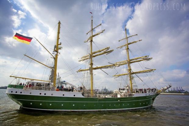 Hafengeburtstag: Alexander von Humboldt II