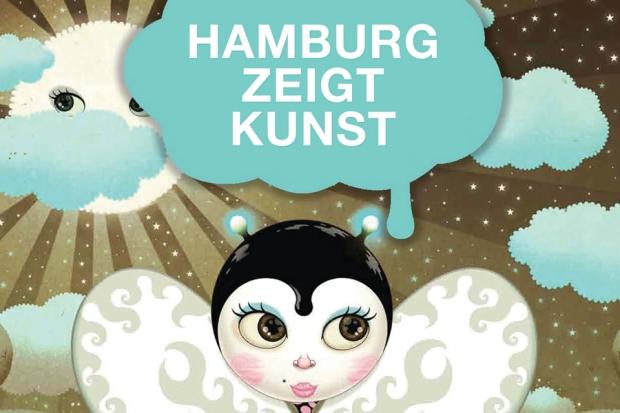 Hamburg zeigt Kunst