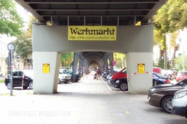 Marktgelände Isestraße Hamburg