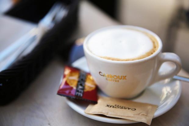 Métropolitain - Café Française