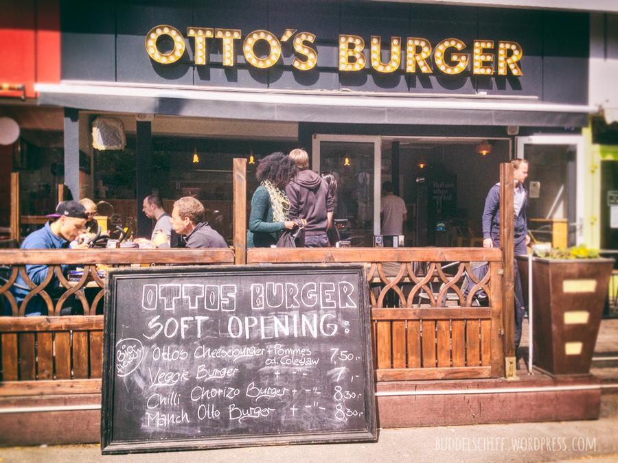 Mittagstisch schiffsmeldungen for Ottos burger hamburg