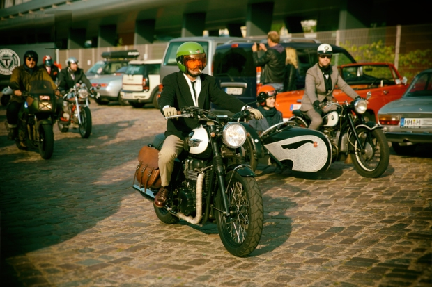 Distinguished Gentleman's Ride 2014