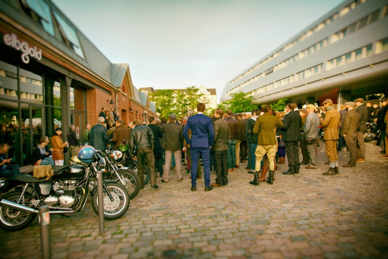 Distinguished Gentleman's Ride Hamburg