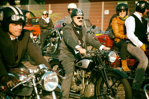 Distinguished Gentleman's Ride 2014