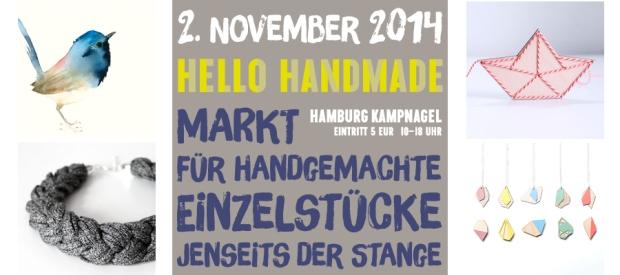 hello handmade Hamburg
