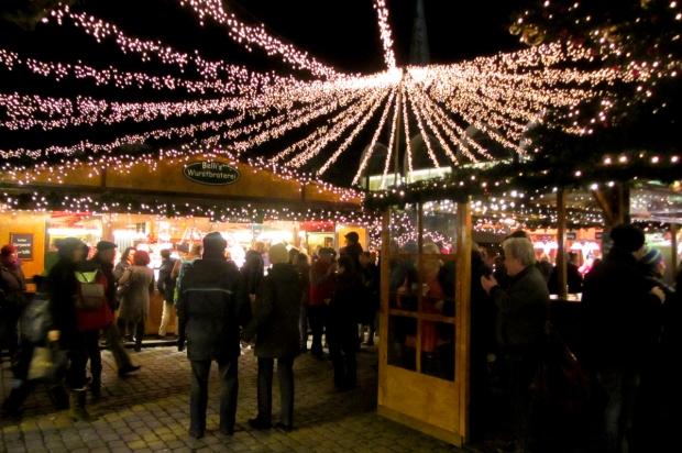 Weihnachtsmarkt Lübeck