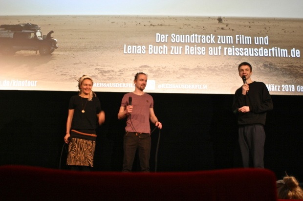 Reiss Aus. Hamburg, zeise Kino